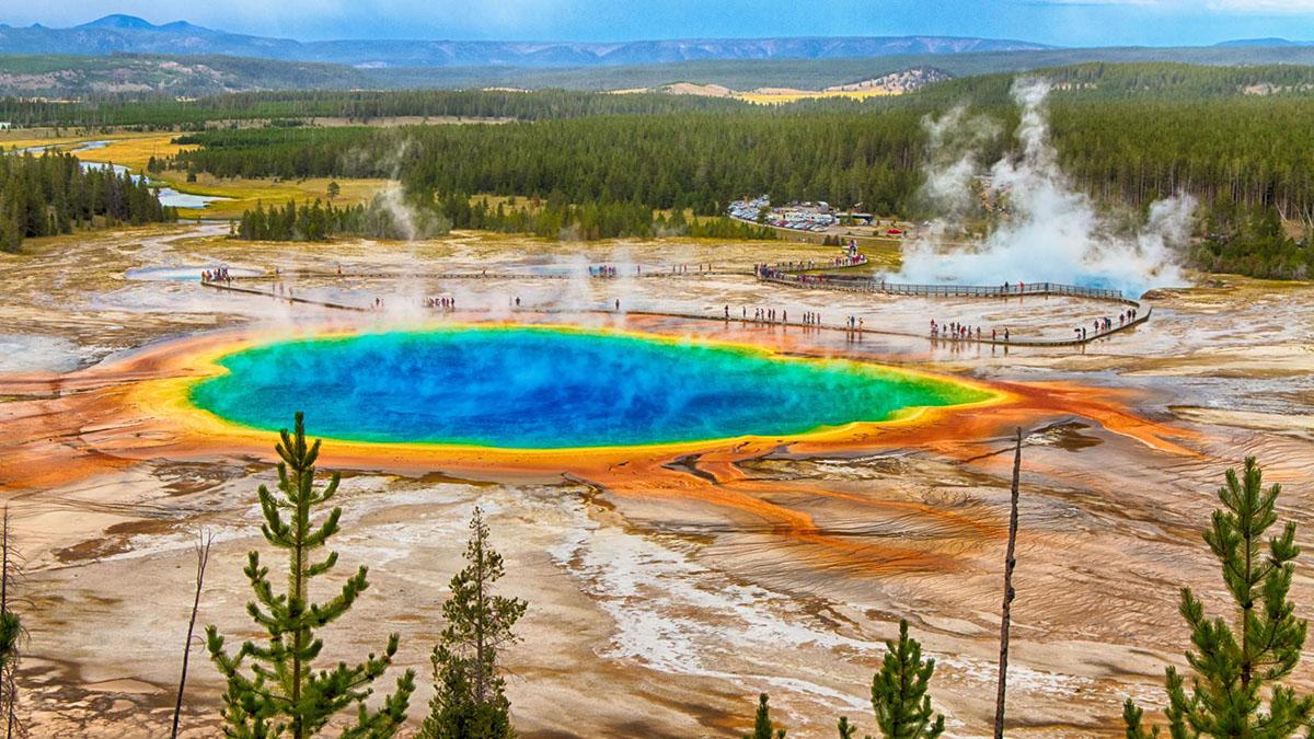 10 nơi đẹp nhất nước Mỹ