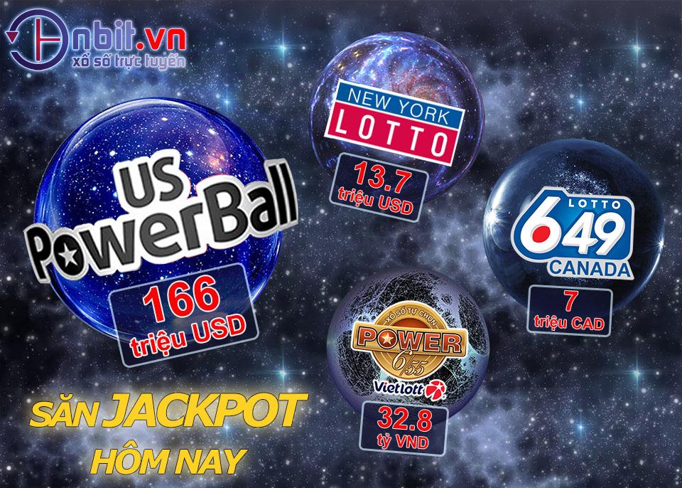 Săn Jackpot hôm nay ngày 27/04/2019