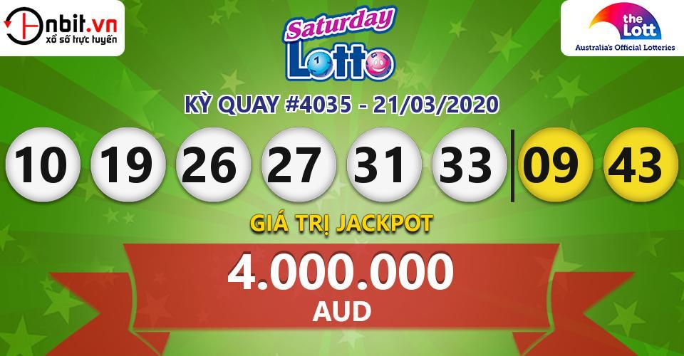Lotto 21.03 18